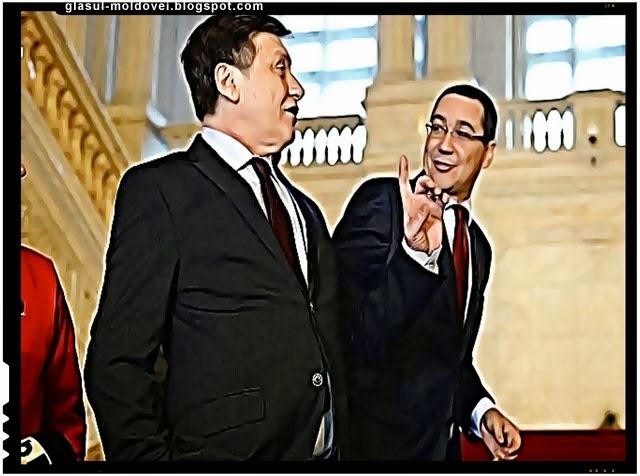 Crin s-a cam ofilit. Se impute de tot treaba in politica romaneasca