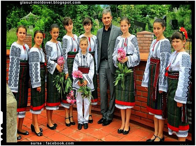 Iurie Levcic, un promotor al valorilor romanesti din nordul Bucovinei