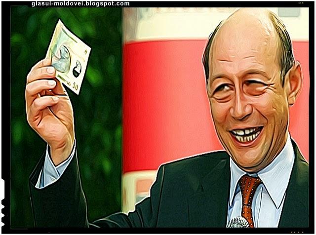 Romania stat mafiot masonic, Traian Basescu