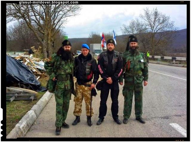 Mercenari din toata lumea s-au reunit in Ucraina