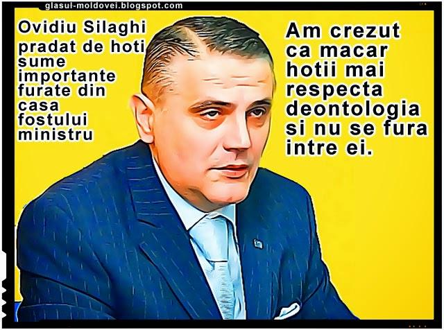 Incredibil! In Romania hotii au inceput sa se fure intre ei!