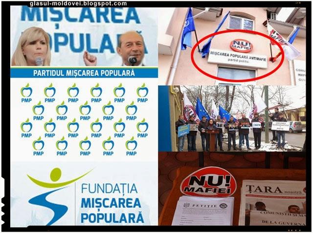 PMP, plagiat dupa Miscarea Populara Antimafia din Republica Moldova?