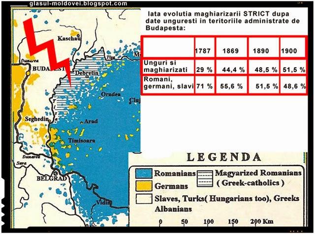 Romanii din Ungaria din Crisana de Vest au fost maghiarizati