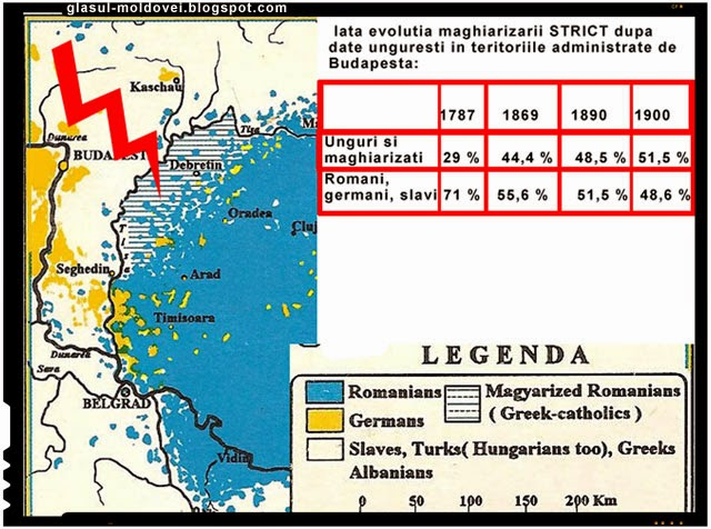 Maghiarizarea romanilor din Ungaria