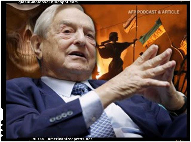 George Soros, noul presedinte al Bancii Nationale din Ucraina?