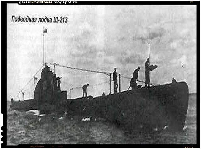 Istoria interzisa - Un submarin sovietic a omorat 800 de evrei romani ce fugeau in Palestina