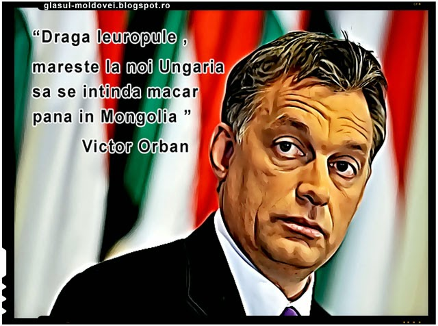 """Viktor Orban: """"Imigraţia economică este un lucru rău pentru Europa"""""""