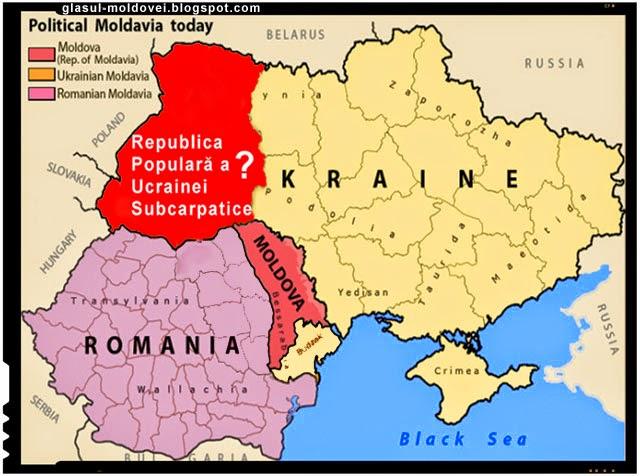 Ucraina se destrama si Romania doarme in papuci?