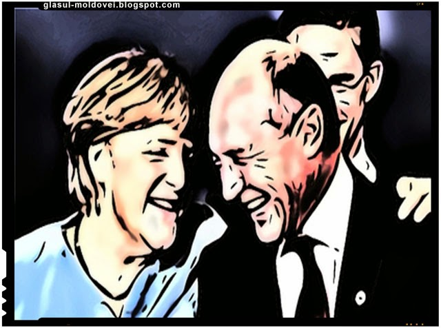 N-ar fi cazul sa cada si Angela Merkel odata cu Basescu?