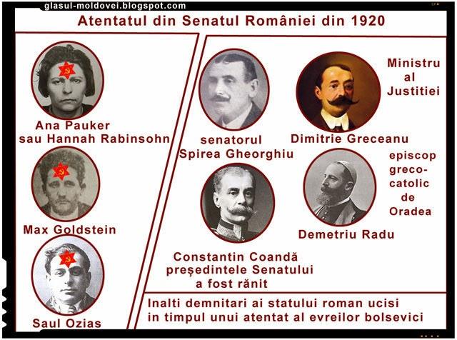 Istoria interzisa: Holocaustul impotriva romanilor a inceput printr-un atentat terorist
