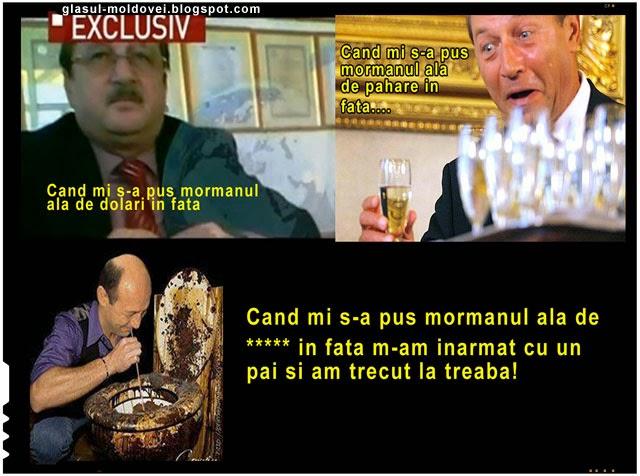 Romania noastra cea dintre mormane