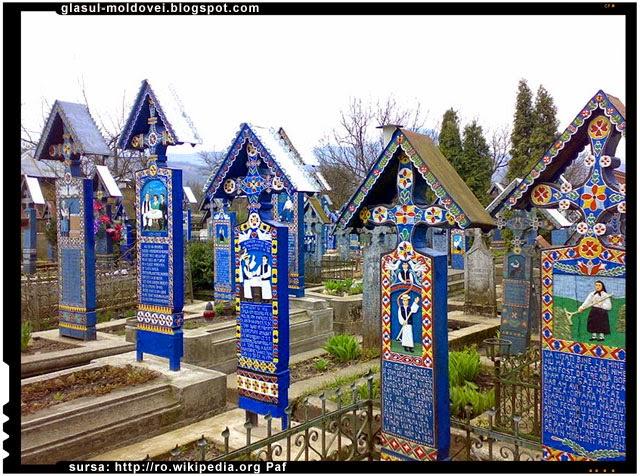 Ce cred strainii despre Cimitirul Vesel de la Sapanta?