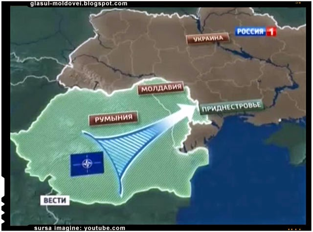 Diversiune rusa - Romania si Republica Moldova vor ataca Transnistria