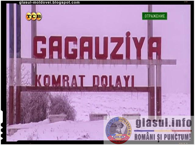 """Găgăuzia Văzut drept """"Detonator"""" pentru """"revolutionarii"""" prorusi din Republica Moldova"""