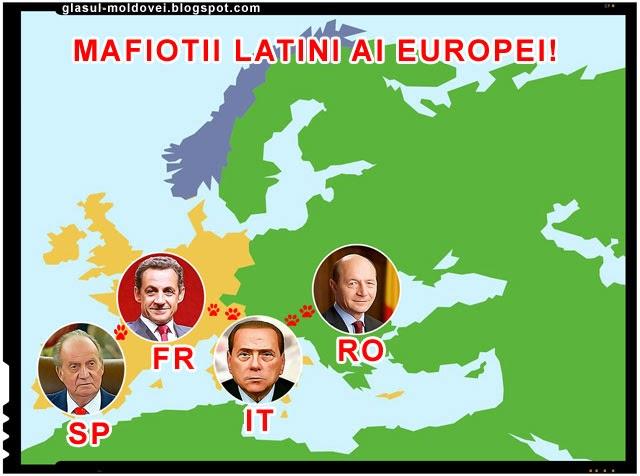 Mafiotii latini ai Europei!