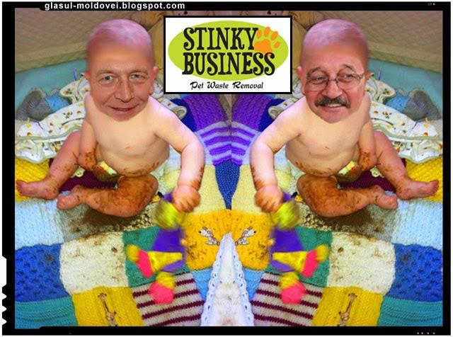 Afaceri murdare de familie