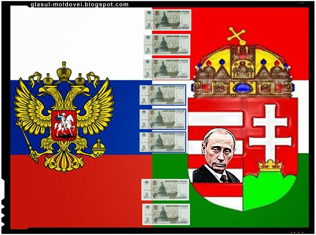 Rusia foloseste Ungaria pentru a destabiliza Romania prin investitii subversive