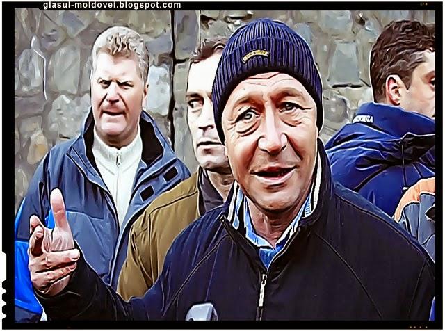 Mostenirea lasata de Basescu este o mare cloaca plina de rahati plutitori