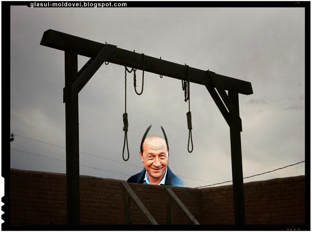 Panica printre basisti - Lui Basescu i se pregateste ceva foarte foarte rau! Sa dea Domnul sa fie asa!