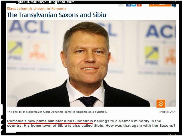 Nemtii de la n24.de cred ca Johannis a fost ales prim ministru in Romania