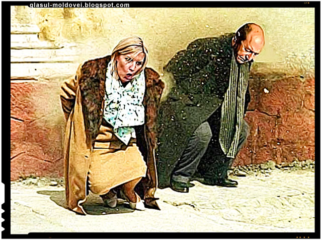 Udrea si Basescu - Se strange latul!