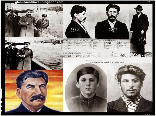 Stalin a fost gangster, spargator de banci si social democrat