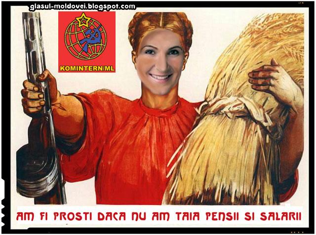 Andreea Paul Vass - Comintern - Komintern