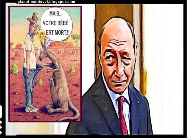 Cam tot pe ce a pus mana Basescu, s-a nascut mort!