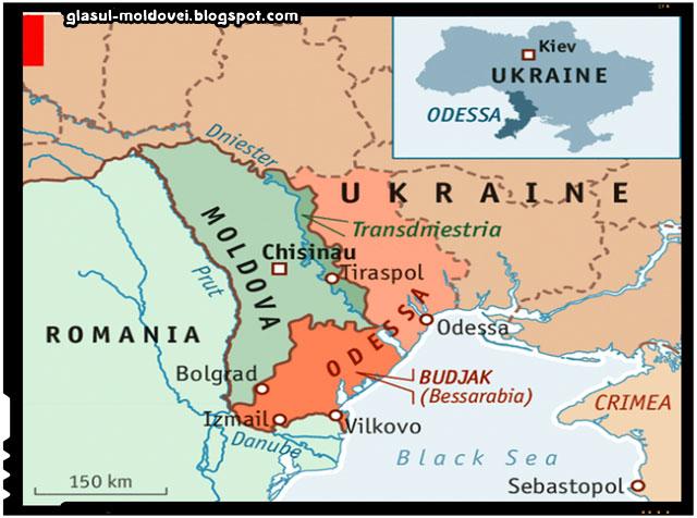 The Economist: Soarta necunoscuta pentru Basarabia ucraineana, sursa foto: The Economist