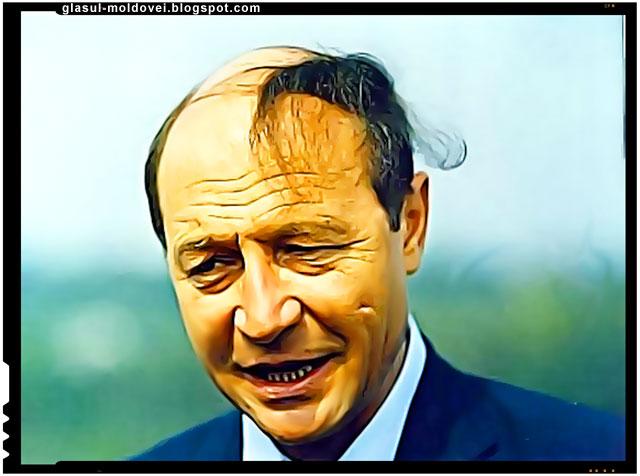 Jagardeaua cu suvita, Traian Basescu!