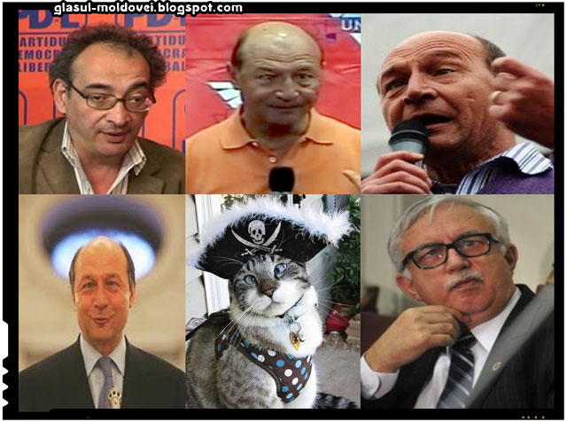 """Chiorbetii"" lui Basescu!"