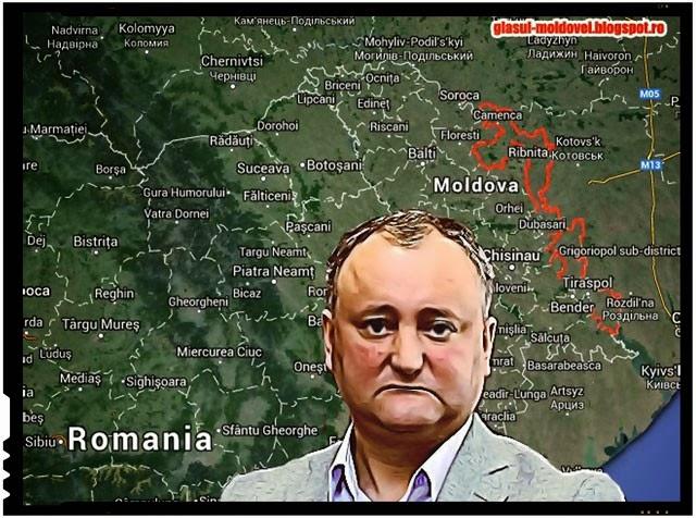 Dodon a scos capul din bidon!, Foto: Glasul-Moldovei.blogspot.md