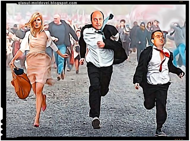 Ar fi strigator la cer ca Basescu sa nu dea socoteala pentru tot raul facut tarii!
