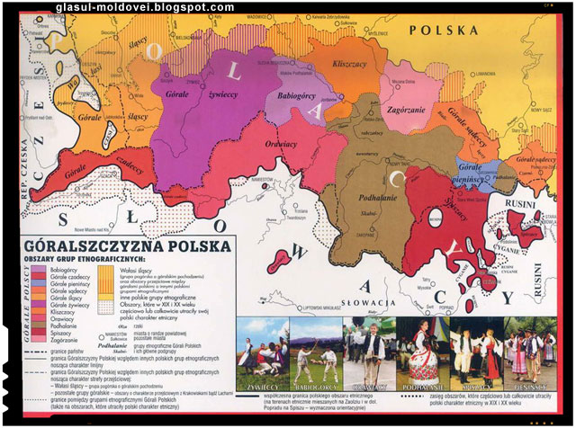 Goralii - valahii pastori din Sudul poloniei