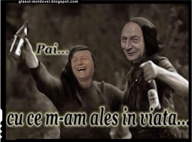 Traian Basescu - Cu ce ne-am ales in viata