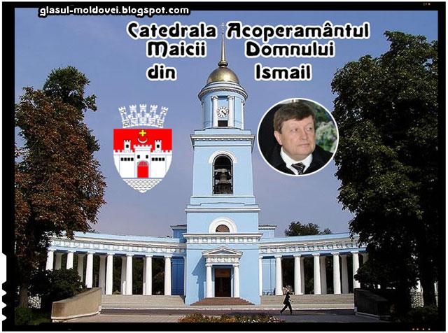 Romanii din Ismail manifesta sentimente pro-romanesti!