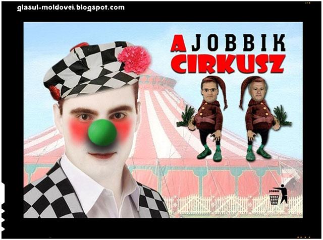 "Slovacia: ""Se antreneaza noul Horthy, Vona Gabor"""