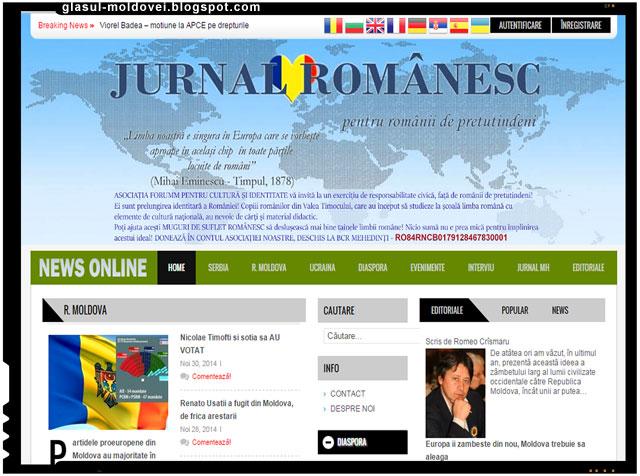 Jurnal Romanesc, Valea Timocului. Un cotidian romanesc si-a deschis o redactie la Kladovo(Serbia) pentru romanii din Valea Timocului