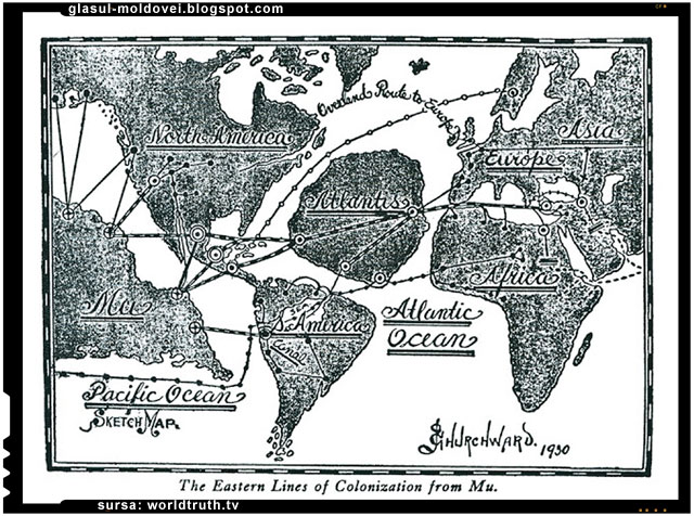 Lemuria, continentul disparut