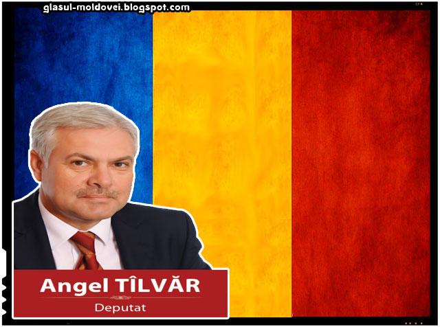 Ministrul romanilor de pretutindeni, Angel Tilvar, doreste Unirea Basarabiei cu Romania!
