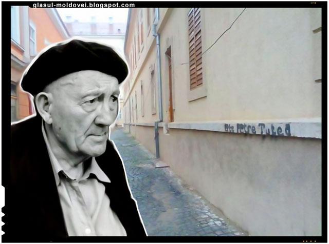 O stradă din Timişoara a fost numită după filozoful naţionalist Petre Ţuţea , sursa foto: frontpress.ro