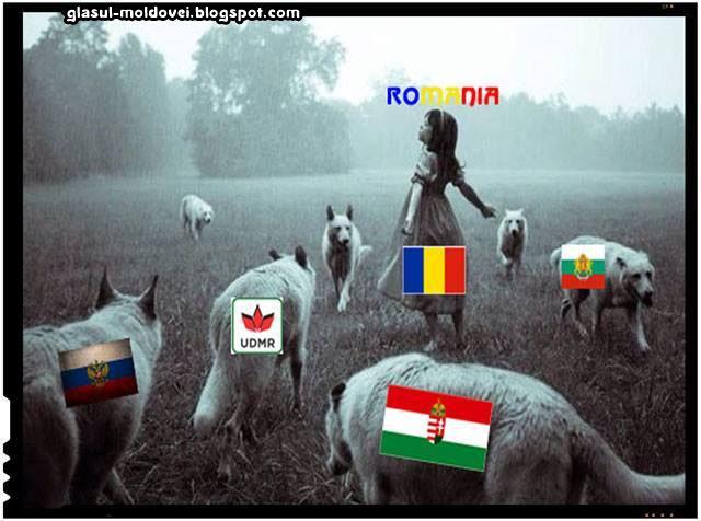 Romania vazuta ca o prada. Neamul romanesc este bantuit de tradatori, de vanzatori de tara