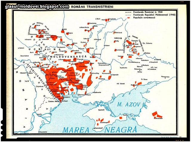 """Romanii transnistrieni - Romanizarea dacilor """"liberi"""" din Basarabia!"""