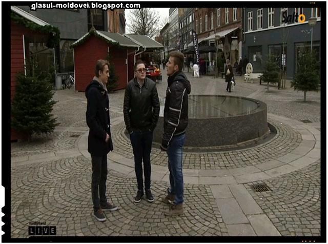 Scandalos ! Reportaj VIDEO la postul TV2. Trei studenti români refuzati de o discoteca din Hjørring
