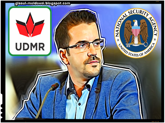 Bogdan Diaconu - SUA a dat unda verde desfiintarii UDMR!