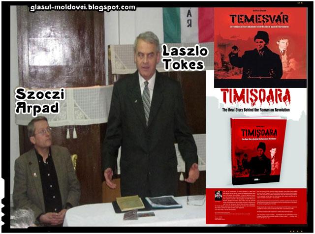 Arpad Szoczi si Laszlo Tokes, doi propagandisti antiromani!