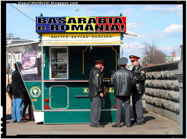 Transnistria? Basarabia e Romania!