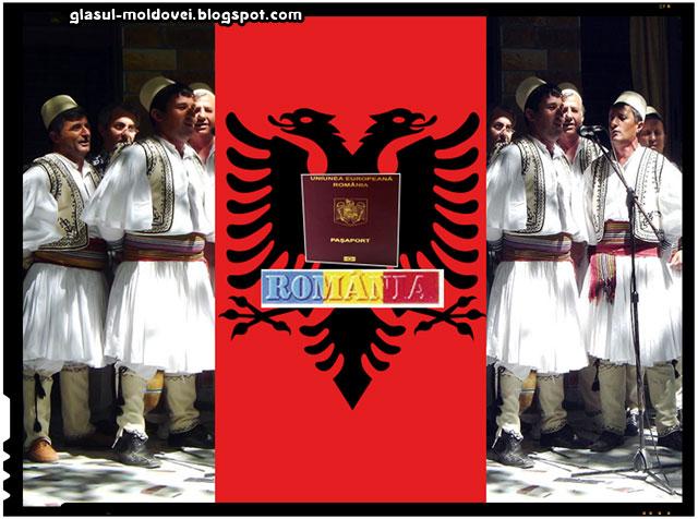 Pasapoartele romanesti, o noua speranta pentru vlahii din Albania