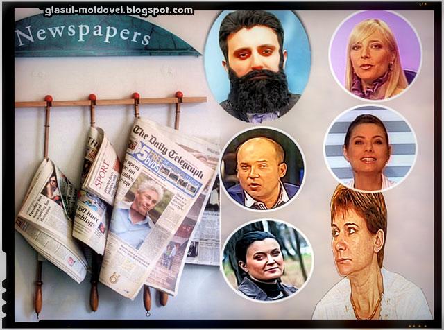 Ziaristii in somaj - Jurnaliştii în şomaj