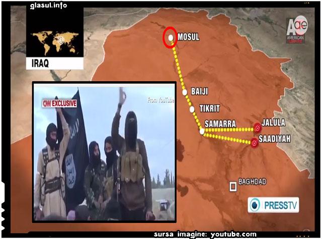 """Teroriștii din Statul Islamic au executat 13 copii irakieni """"vinovați"""" de vizioarea unui meci de fotbal"""